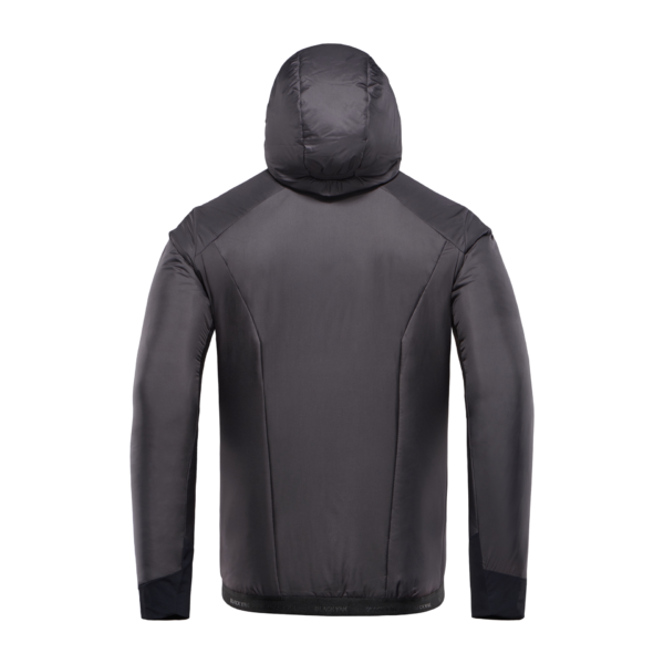 Kurtka CALVANA HOODY MEN BLACKYAK