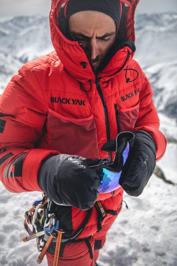 Kombinezon ekspedycyjny WATUSI BLACKYAK
