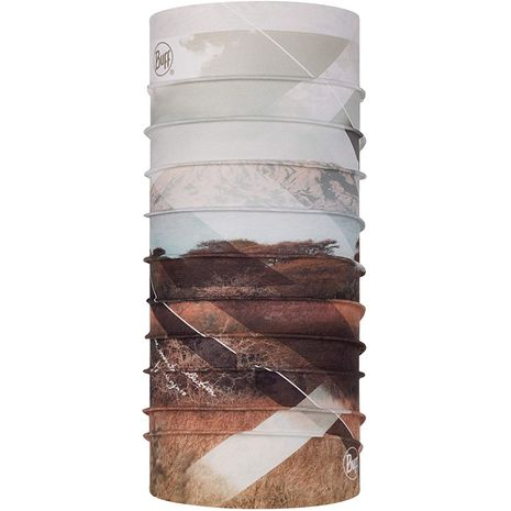 Chusta wielofunkcyjna COOLNET UV+ KILIMANJARO BROWN BUFF
