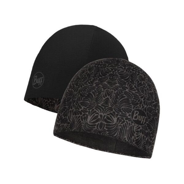 Dwustronna czapka BH MICRO REV MUSCARY GRAPHITE MULTI BUFF