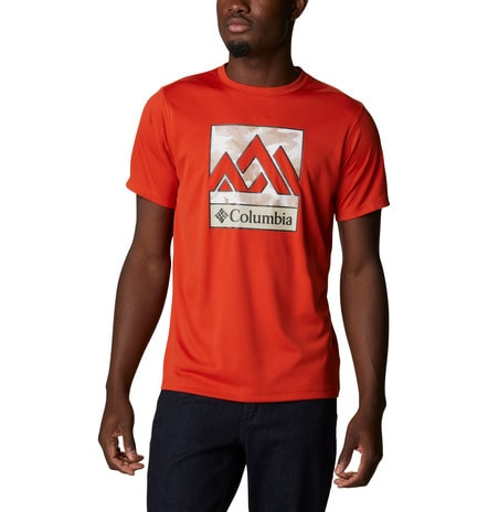 KOSZULKA MĘSKA ZERO RULES™ SHORT SLEEVE GRAPHIC SHIRT COLUMBIA