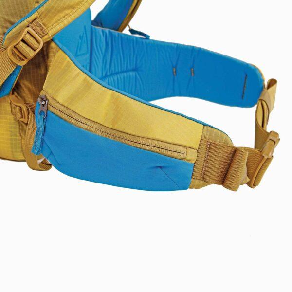 PLECAK SKITUROWY KUME PACK 38L BLUE ICE
