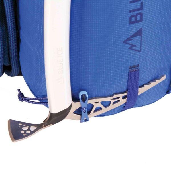 PLECAK WSPINACZKOWY DRAGONFLY 18l BLUE ICE