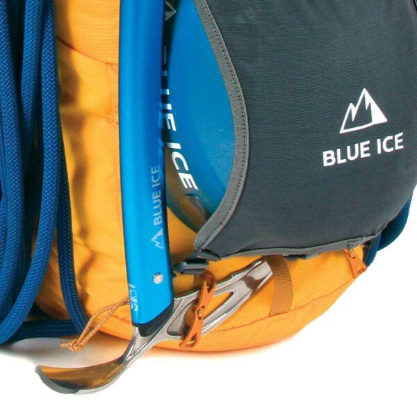 PLECAK WSPINACZKOWY DRAGONFLY 25l BLUE ICE