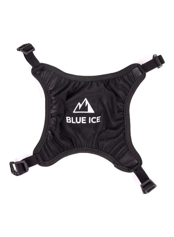 UCHWYT NA KASK HELMET HOLDER BLUE ICE